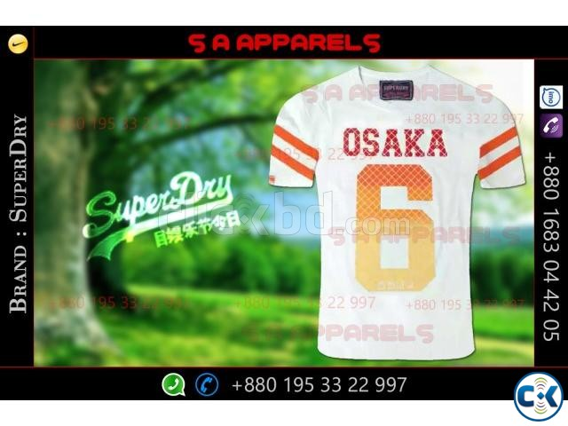 SuperDry tshirts | ClickBD large image 4