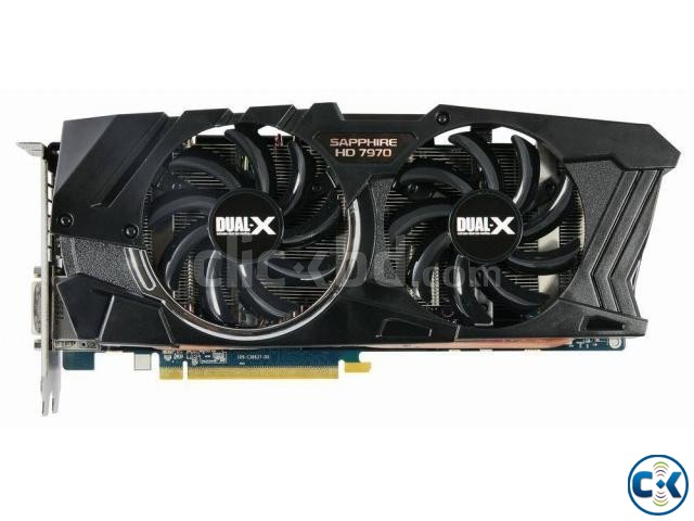 SAPPHIRE HD 7970 | ClickBD large image 1