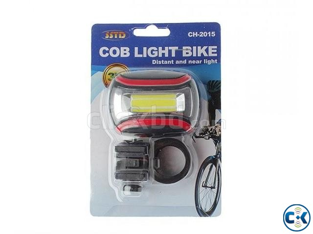 High Power 3W COB Light Bike Distant and Rear Light | ClickBD large image 2