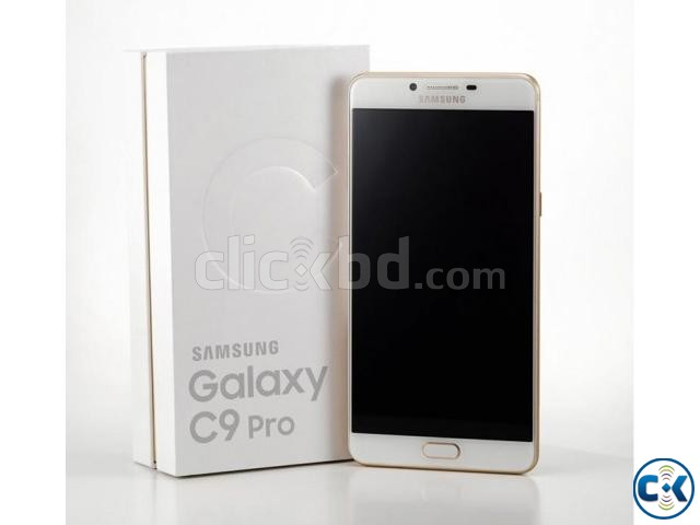 Brand New Samsung Galaxy C9 Pro 64GB Sealed Pack 1 Yr Wrrnt | ClickBD large image 1