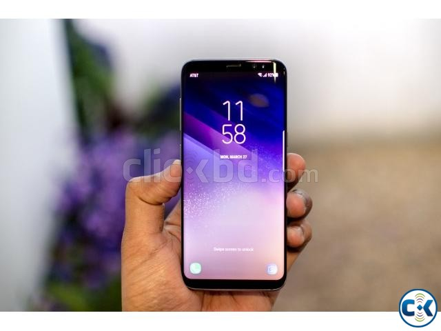 Brand New Samsung Galaxy S8 64GB Sealed Pack 1 Year Warranty | ClickBD large image 2