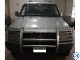 Hard Jeep Mitsubishi 1997