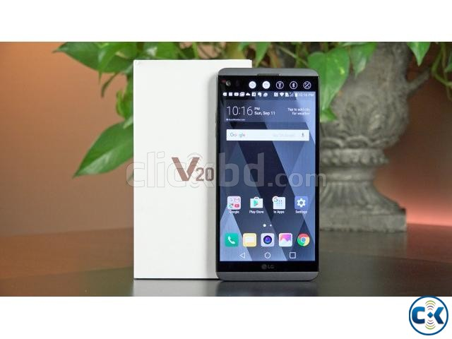 Brand New LG V20 Sealed Pack With One Year Warranty | ClickBD large image 2