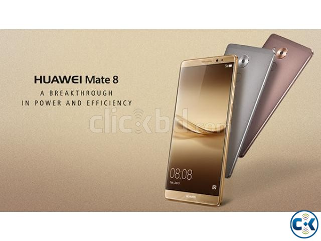 Huawei Mate 8 64GB 1 Yr Official Warranty | ClickBD large image 1