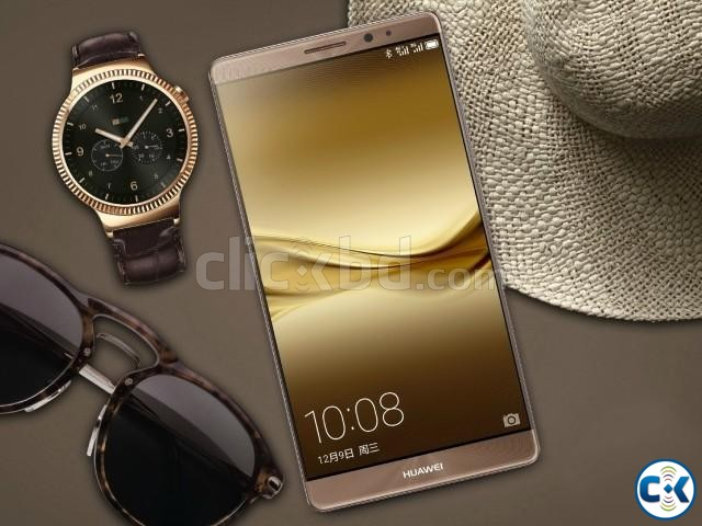 Huawei Mate 8 64GB 1 Yr Official Warranty | ClickBD large image 4