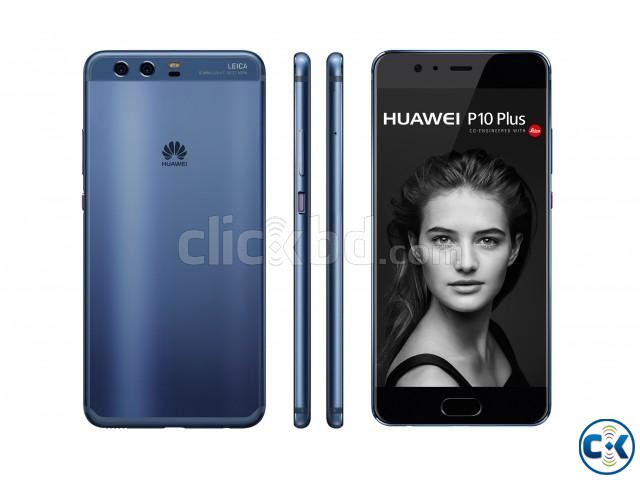 Huawei P10 Plus 128GB 1 Yr Official Warranty | ClickBD large image 3