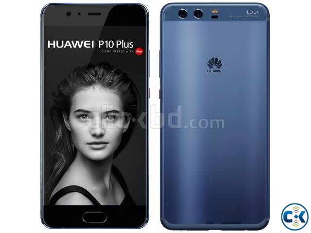 Huawei P10 Plus 128GB 1 Yr Official Warranty | ClickBD large image 4