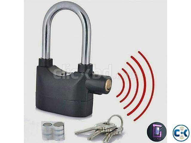 Siren Alarm Lock | ClickBD large image 0