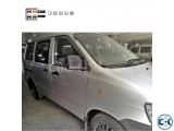 Toyota Noah GL 2005 Silver Recondition.