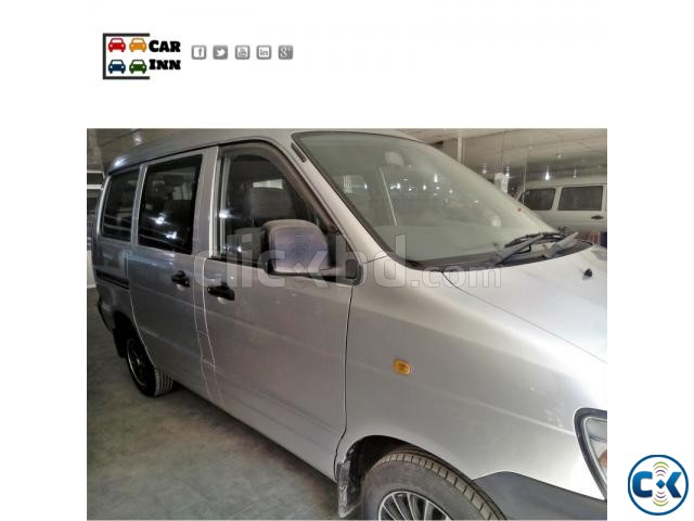 Toyota Noah GL 2005 Silver Recondition. | ClickBD large image 0