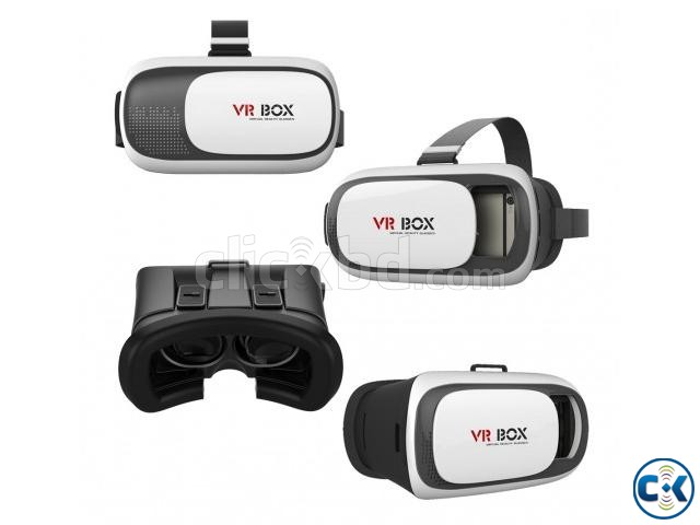 VR Box 2.0 Virtual Reality Glasses | ClickBD large image 1