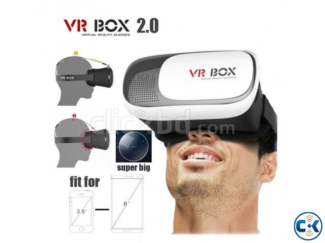 VR Box 2.0 Virtual Reality Glasses | ClickBD large image 2