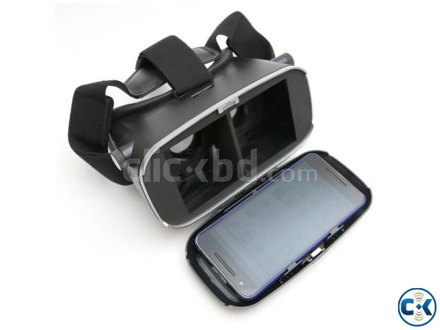 VR Box 2.0 Virtual Reality Glasses | ClickBD large image 3