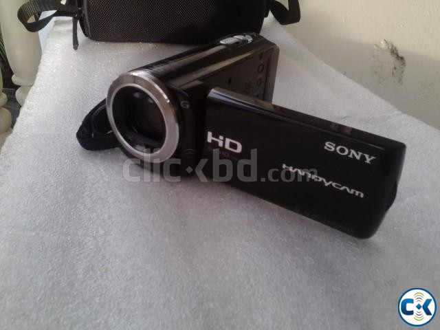 Sony HDR-CX260V High Definition Camcorder | ClickBD large image 0