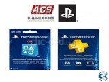 PSN PS Codes For Sale Payment BKASH CASH Only