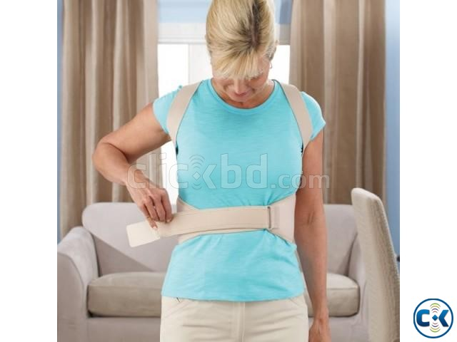 Posture Back Support China-  | ClickBD large image 4