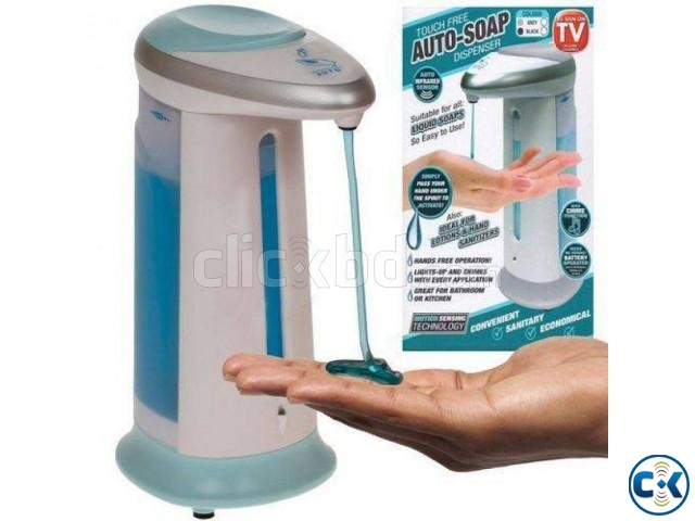 Automatic Magic Soap Dispenser. | ClickBD large image 0
