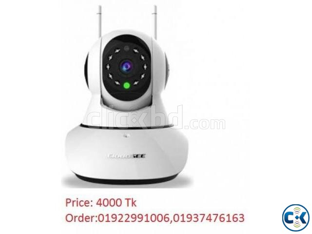 Jovision JVS-H411 Wireless 1MP HD IP CC Indoor Camera | ClickBD large image 0