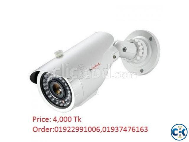 CP-PLUS Bullet Camera Model CP-GTC T-24L2   ClickBD large image 0
