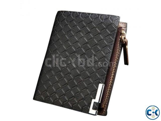 Bostanter Leather Casual Cowhide Men Wallet | ClickBD large image 0
