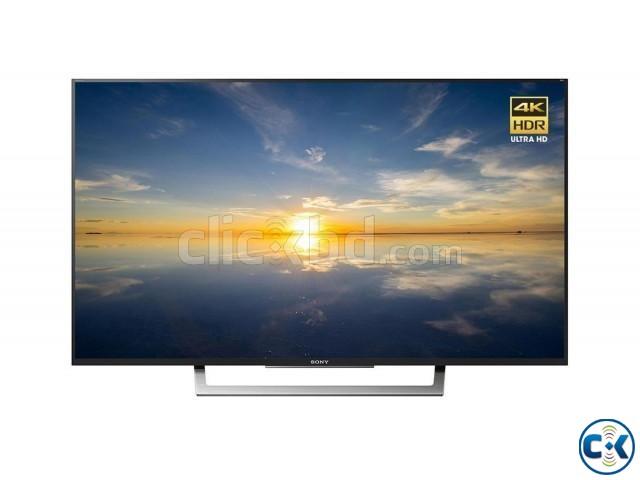 SONY BRAVIA X7000D 55INCH 4K SMART LED TV | ClickBD large image 0