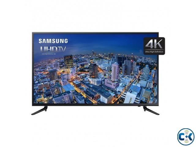 SAMSUNG JU600AK 40INCH 4K SMART LED TV | ClickBD large image 0