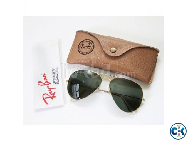 Ray Ban Aviator Sunglasses for Men | ClickBD large image 0