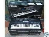 Brand New Intact Yamaha PSR E453 Pro