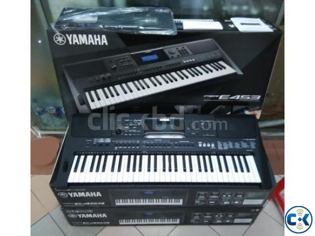 Brand New Intact Yamaha PSR E453 Pro    ClickBD large image 0