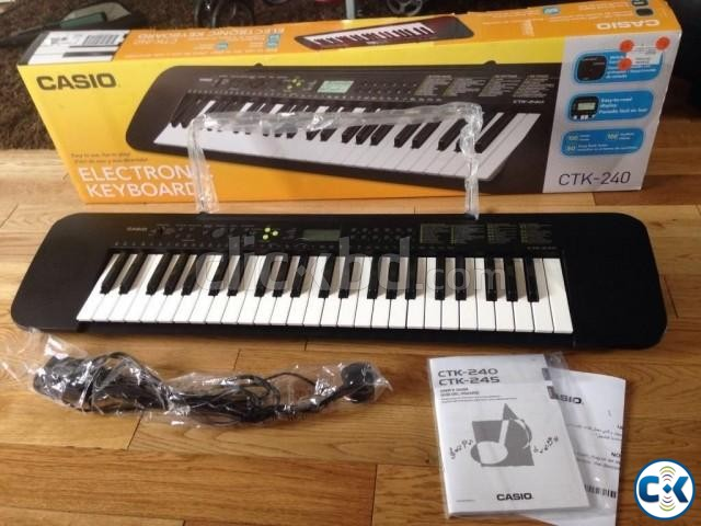 New Casio CTK-245 Intact  | ClickBD large image 0