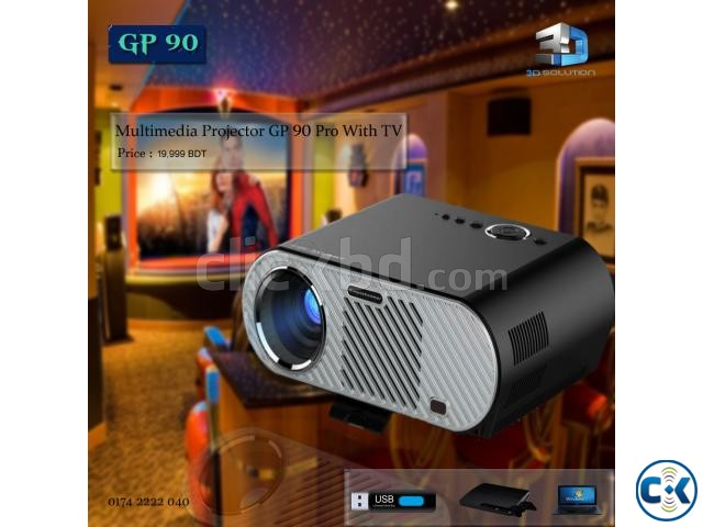 Multimedia Projector GP 90UP | ClickBD large image 0