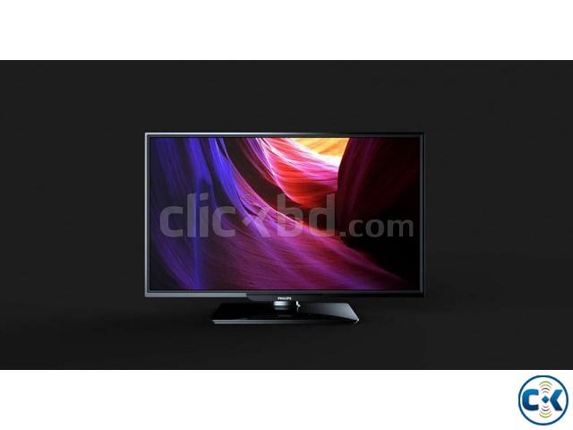 32 PHA4100 Philips Basics LED TV vga | ClickBD large image 0