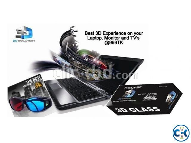 Best 3D Experience on your Laptop Monitors and TV s | ClickBD large image 0