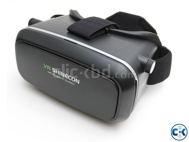 VR BOX SHINECON 3D Virtual Reality Glasses 01718553630 | ClickBD large image 1
