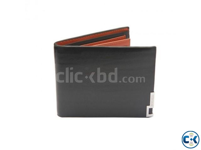 Black Bogesi wallet-mm | ClickBD large image 0