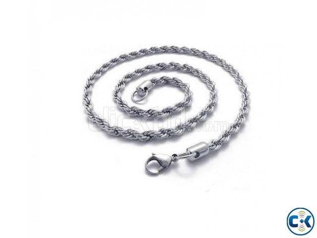 Vaishnavi Stainless Steel Chain | ClickBD large image 0