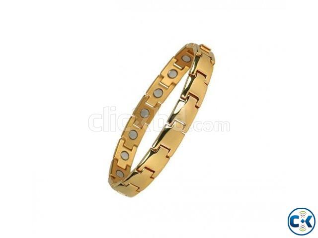 Amazheal Tungsten Brass Bracelet | ClickBD large image 0