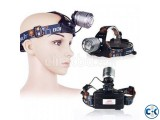Hi-Quality Led Zoom Rechargable Head Light