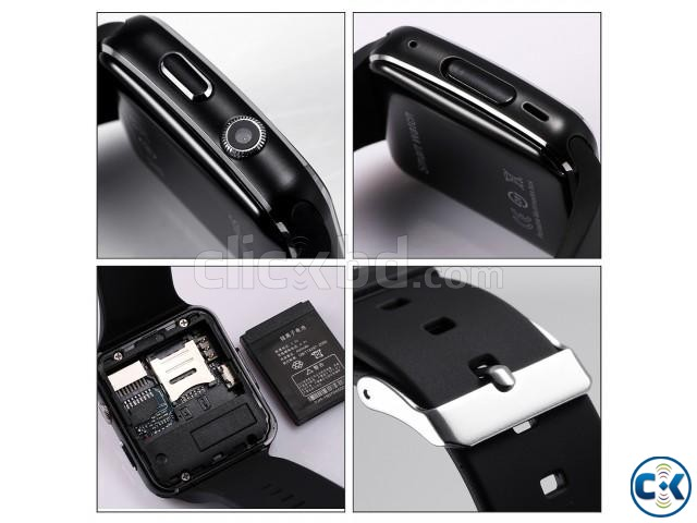 X6 smart Mobile watch Phone intact Box | ClickBD large image 2