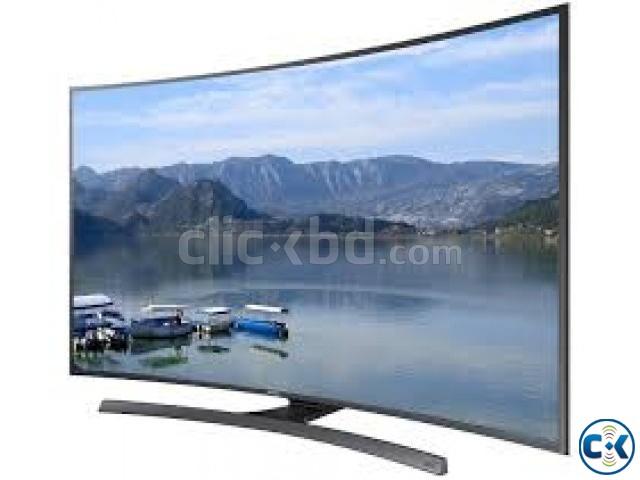 Samsung 48 J6300 Series 6 Curved Wi-Fi Full HD Smart LED TV | ClickBD large image 1