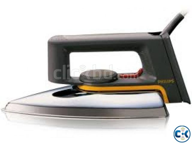 Philips Dry Iron HD1172 | ClickBD large image 0