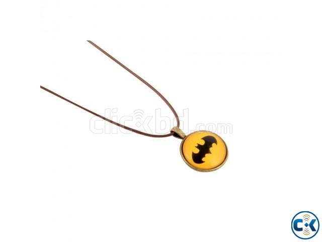 Batman Locket with Chain | ClickBD large image 0
