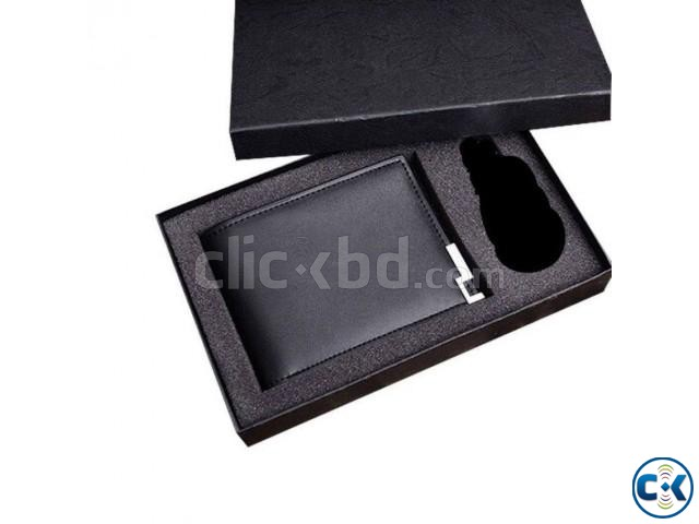 Bostanter Leather Men s Black Wallet | ClickBD large image 0