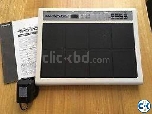 Roland spd20 like brand new | ClickBD large image 3