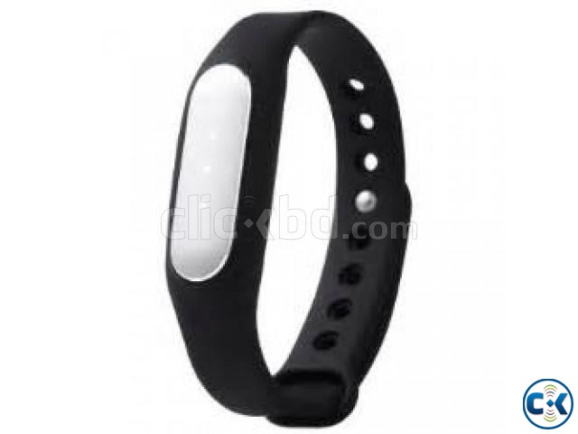 Mi 1s Heart Rate Monitor Smart Wrist Band   ClickBD large image 0