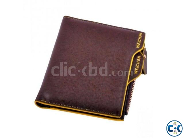 Bostanter Men Leather Wallet | ClickBD large image 0