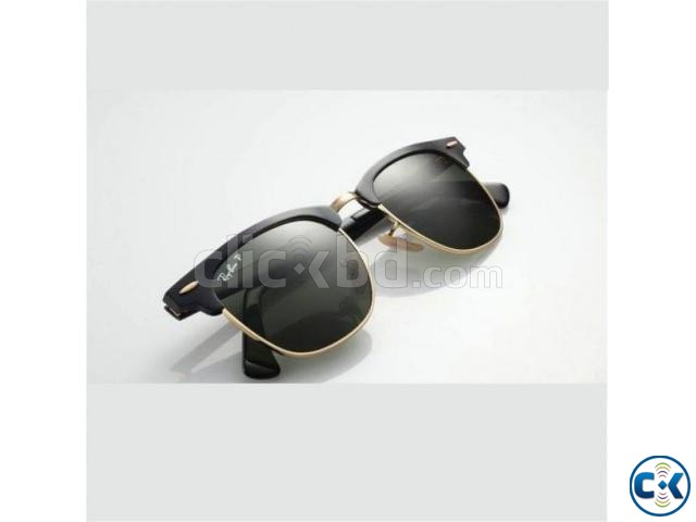 Ray-Ban Black Color Sunglasses. | ClickBD large image 0