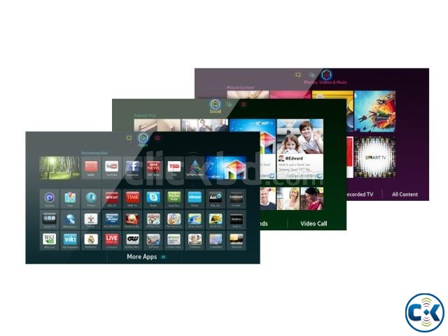 40 J5200 5-Series Full HD LED Smart TV | ClickBD large image 4