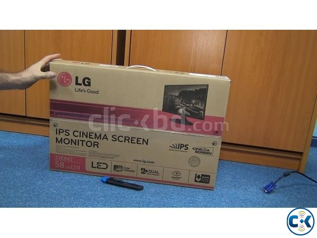 LG 22 4K IPS Monitor CINEMA LED New Usa 2017 MODEL | ClickBD large image 2