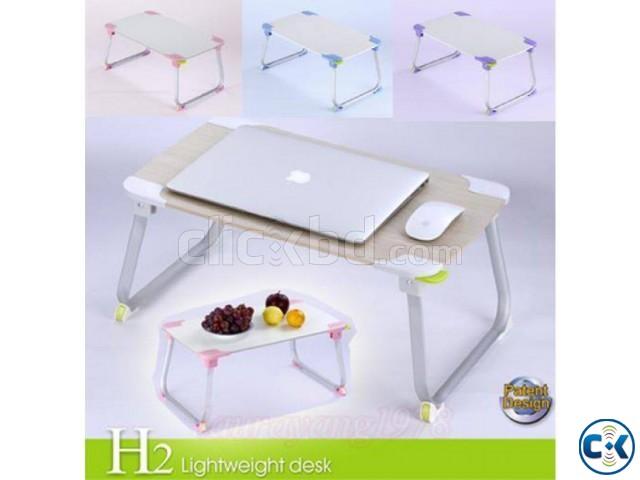 hi-Quality Laptop Bed Desk V2 | ClickBD large image 0